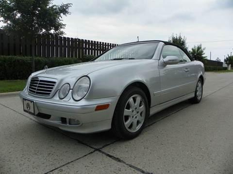 2000 Mercedes-Benz CLK for sale in Wheeling, IL