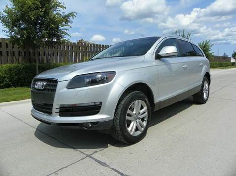 2009 Audi Q7 for sale at VK Auto Imports in Wheeling IL