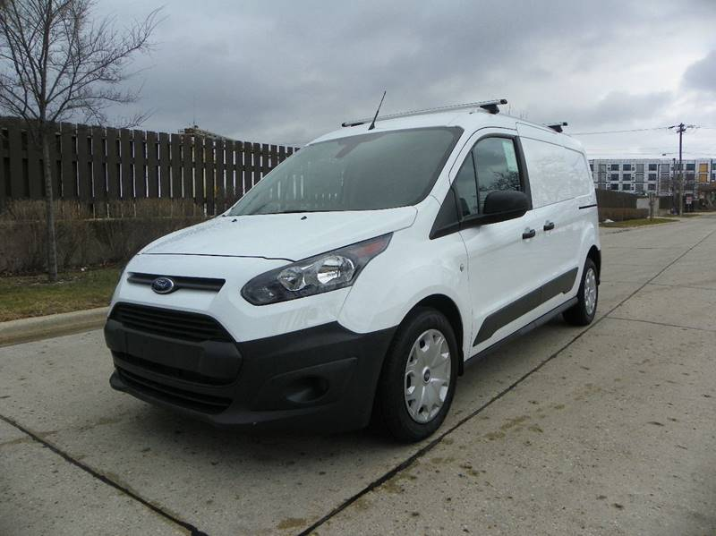 2017 Ford Transit Connect Cargo XL 4dr LWB Mini Van W Rear
