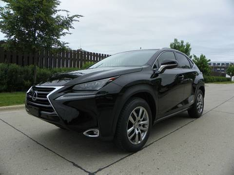 2015 Lexus NX 300h for sale at VK Auto Imports in Wheeling IL