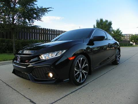 2018 Honda Civic for sale in Wheeling, IL