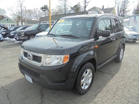 2011 Honda Element for sale in Brockton, MA