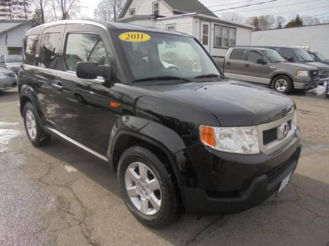 2011 Honda Element For Sale In Brockton, MA