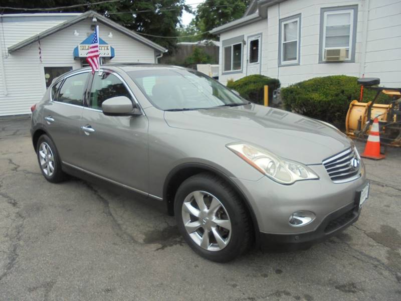 2008 Infiniti Ex35 Awd Journey 4dr Crossover In Brockton Ma
