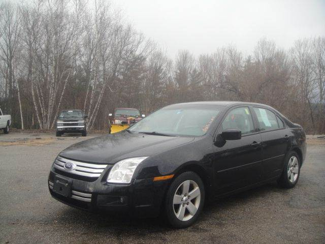 2008 Ford Fusion for sale at Manchester Motorsports in Goffstown NH