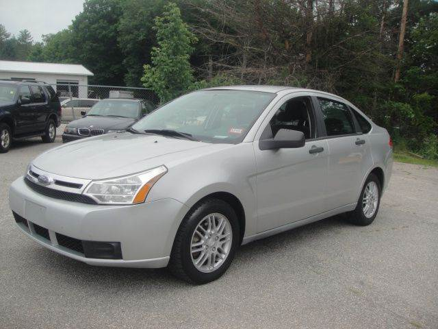 2009 Ford Focus for sale at Manchester Motorsports in Goffstown NH