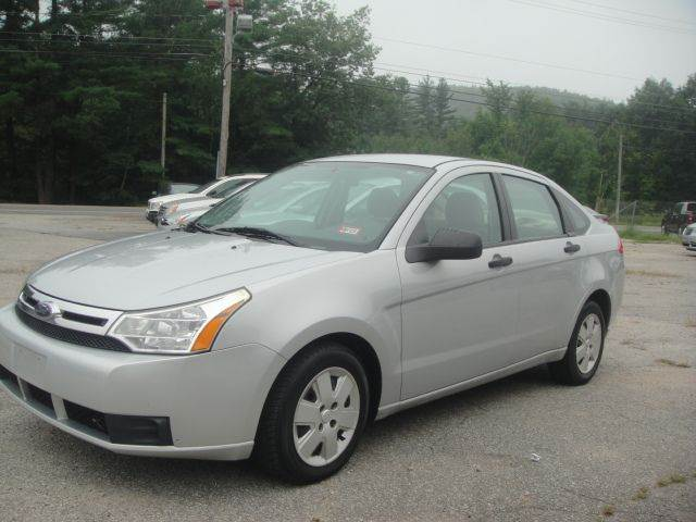 2008 Ford Focus for sale at Manchester Motorsports in Goffstown NH