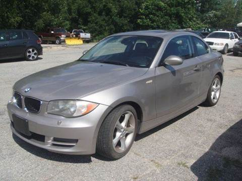 2008 BMW 1 Series for sale in Goffstown, NH