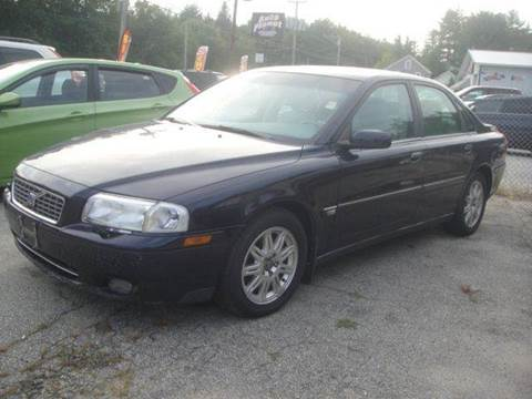 2005 Volvo S80 for sale at Manchester Motorsports in Goffstown NH