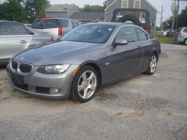 2007 BMW 3 Series for sale at Manchester Motorsports in Goffstown NH
