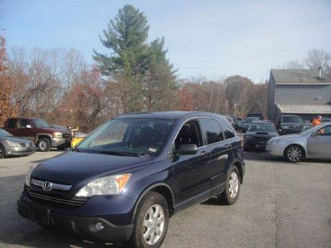 2008 Honda CR-V for sale at Manchester Motorsports in Goffstown NH