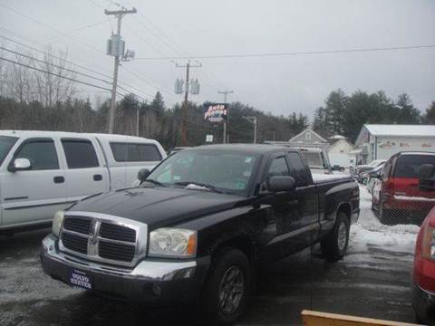 2005 Dodge Dakota for sale at Manchester Motorsports in Goffstown NH