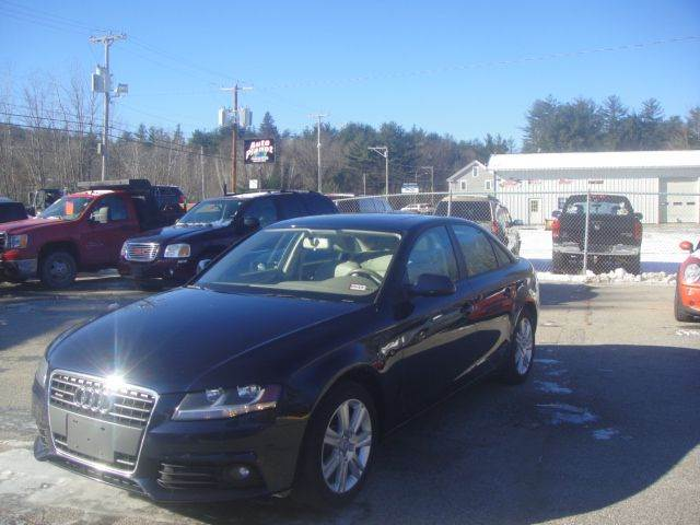 2011 Audi A4 for sale at Manchester Motorsports in Goffstown NH