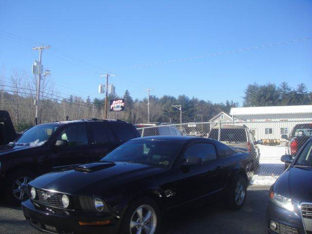 2007 Ford Mustang for sale at Manchester Motorsports in Goffstown NH