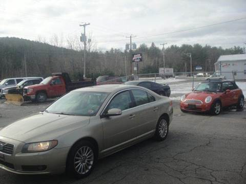 2007 Volvo S80 for sale at Manchester Motorsports in Goffstown NH