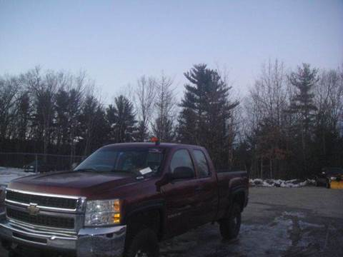 2009 Chevrolet Silverado 2500HD for sale at Manchester Motorsports in Goffstown NH