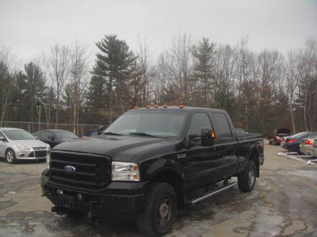 2007 Ford F-250 Super Duty for sale at Manchester Motorsports in Goffstown NH