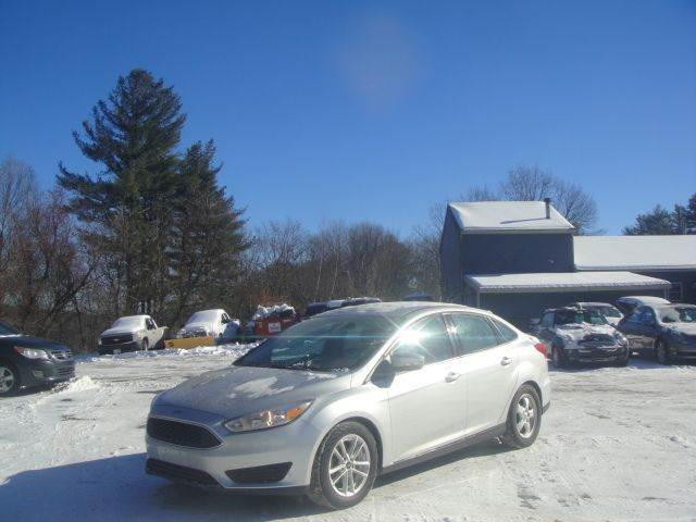 2015 Ford Focus for sale at Manchester Motorsports in Goffstown NH