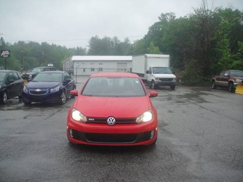 2011 Volkswagen GTI for sale at Manchester Motorsports in Goffstown NH