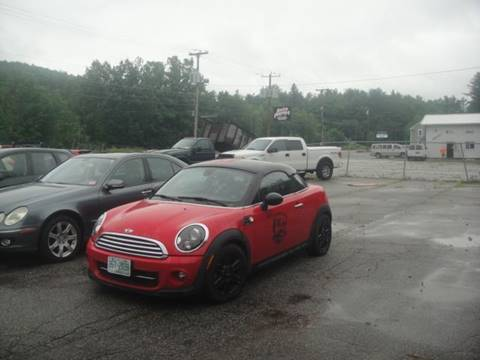 2012 MINI Cooper Coupe for sale in Goffstown, NH
