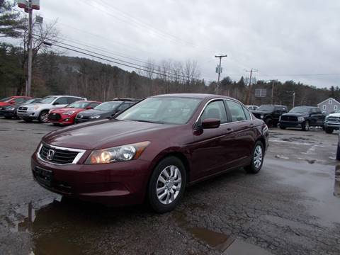 2010 Honda Accord for sale at Manchester Motorsports in Goffstown NH