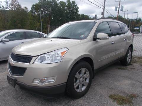 2010 Chevrolet Traverse for sale at Manchester Motorsports in Goffstown NH