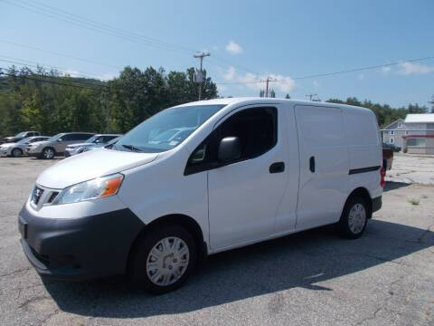 2015 Nissan NV200 for sale at Manchester Motorsports in Goffstown NH