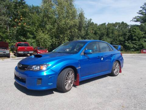 2011 Subaru Impreza for sale at Manchester Motorsports in Goffstown NH