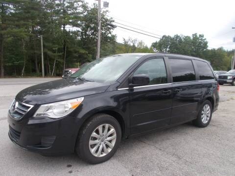 2012 Volkswagen Routan for sale at Manchester Motorsports in Goffstown NH