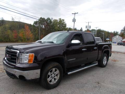 2008 GMC Sierra 1500 for sale at Manchester Motorsports in Goffstown NH