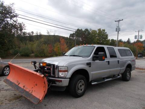 2009 Ford F-250 Super Duty for sale at Manchester Motorsports in Goffstown NH