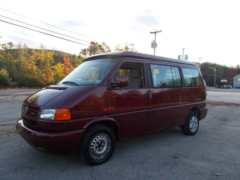 1999 Volkswagen EuroVan for sale at Manchester Motorsports in Goffstown NH