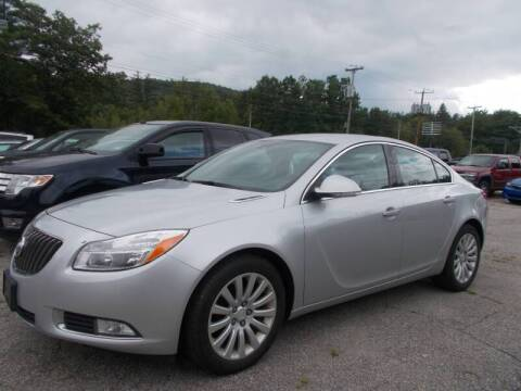 2012 Buick Regal for sale at Manchester Motorsports in Goffstown NH