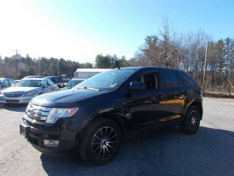 2010 Ford Edge for sale at Manchester Motorsports in Goffstown NH