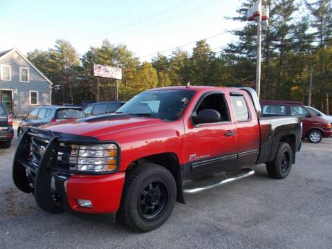 2011 Chevrolet Silverado 1500 for sale at Manchester Motorsports in Goffstown NH