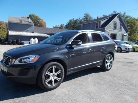 2011 Volvo XC60 for sale at Manchester Motorsports in Goffstown NH