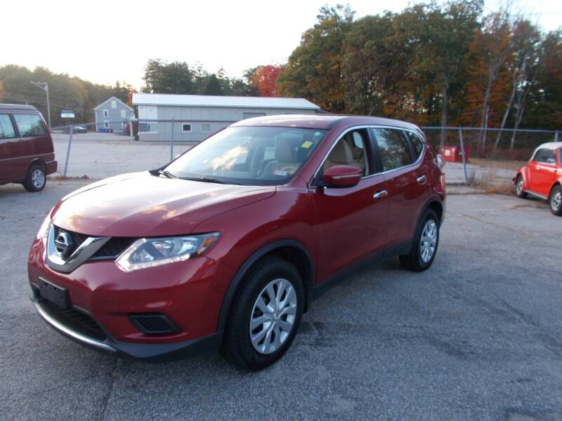 2014 Nissan Rogue for sale at Manchester Motorsports in Goffstown NH