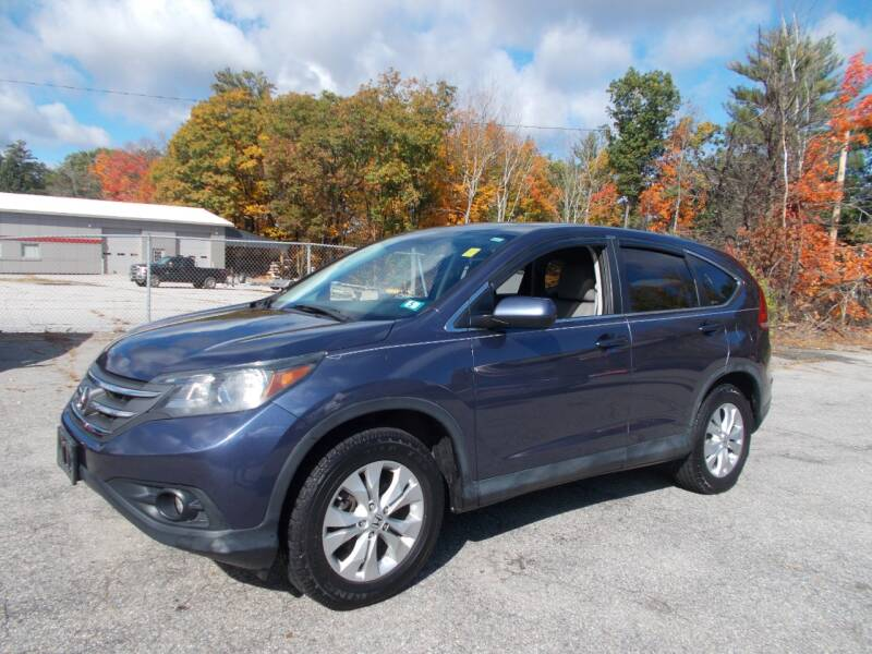 2012 Honda CR-V for sale at Manchester Motorsports in Goffstown NH