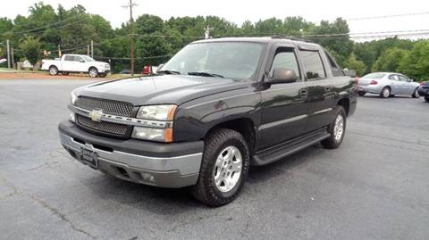 2004 Chevrolet Avalanche for sale at CAROLINA MOTORS in Thomasville NC