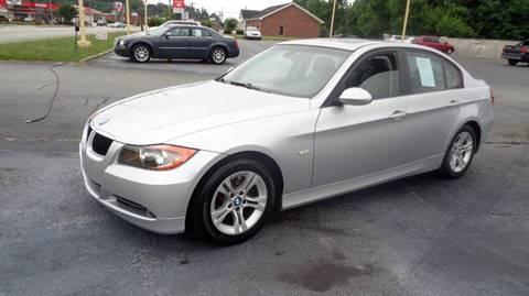 2008 BMW 3 Series for sale at CAROLINA MOTORS in Thomasville NC