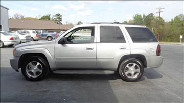 2008 Chevrolet TrailBlazer for sale at CAROLINA MOTORS in Thomasville NC