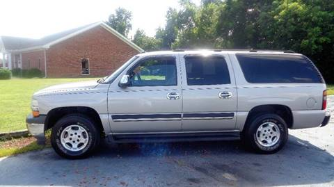 2005 Chevrolet Suburban for sale at CAROLINA MOTORS in Thomasville NC