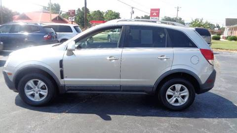 2008 Saturn Vue for sale at CAROLINA MOTORS in Thomasville NC