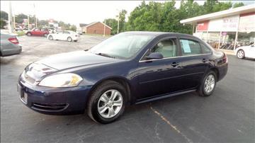 2012 Chevrolet Impala for sale at CAROLINA MOTORS in Thomasville NC