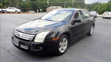 2009 Ford Fusion for sale at CAROLINA MOTORS in Thomasville NC