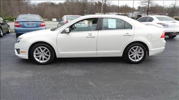 2012 Ford Fusion for sale at CAROLINA MOTORS in Thomasville NC