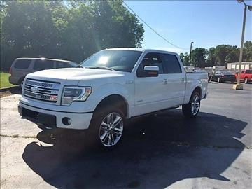 2013 Ford F-150 for sale at CAROLINA MOTORS in Thomasville NC