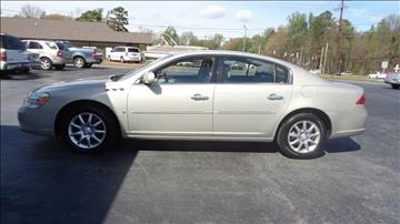 2008 Buick Lucerne for sale at CAROLINA MOTORS in Thomasville NC