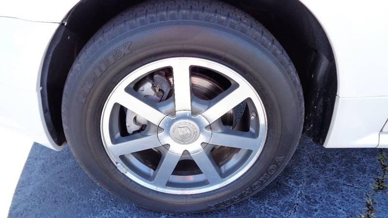 2004 Cadillac SRX for sale at CAROLINA MOTORS in Thomasville NC