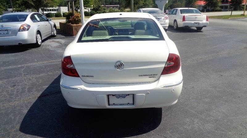 2005 Buick LaCrosse for sale at CAROLINA MOTORS in Thomasville NC
